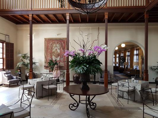 Meliá Hacienda del Conde, Lobby