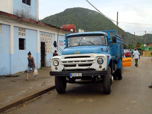 In der Ortschaft Viñales