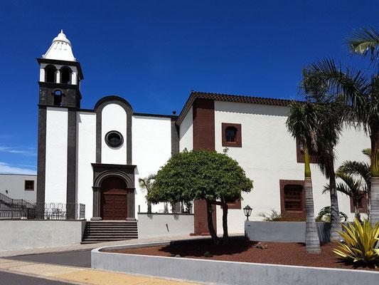 Meliá Hacienda del Conde in Buenavista del Norte, Eingang