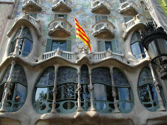 Gaudí, Casa Battló