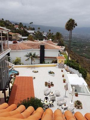 Blick vom Café Vista Paraíso