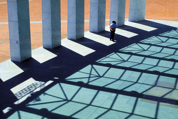 AUS Canberra, Parlament