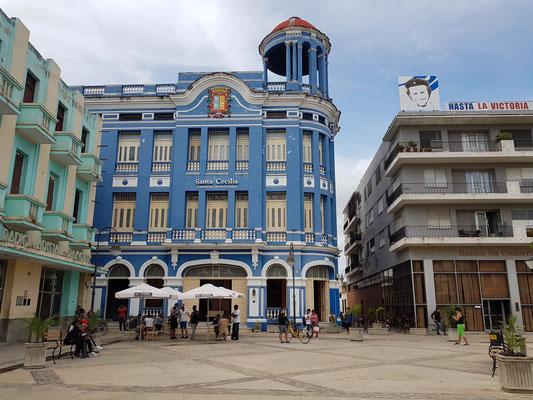 Camagüey, Centro de Convenciones Santa Cecilia