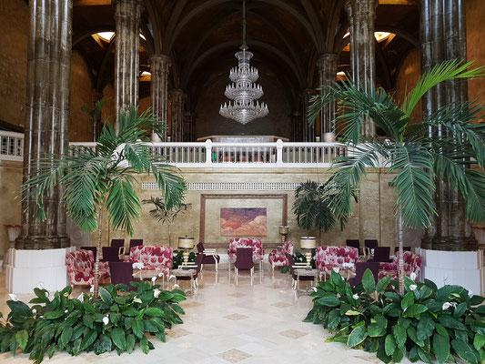 Lopesan Villa del Conde Resort & Thalasso, Eingangshalle