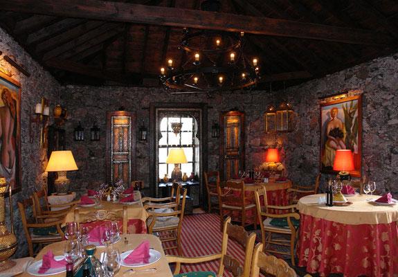 Betancuria, Casa Santa María, mehrfach preisgekröntes Restaurant