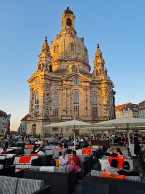 Neumarkt mit Frauenkirche