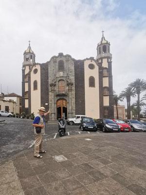 La Orotava. Iglesia de Nuestra Señora de la Concepción (Foto: Sabine N. Hernández)