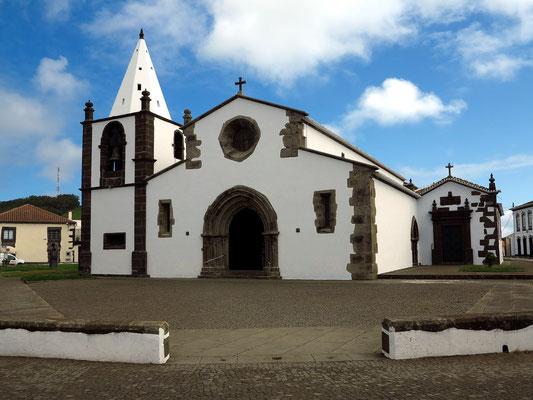 Vila de São Sebastião mit der Igreja de São Sebastião