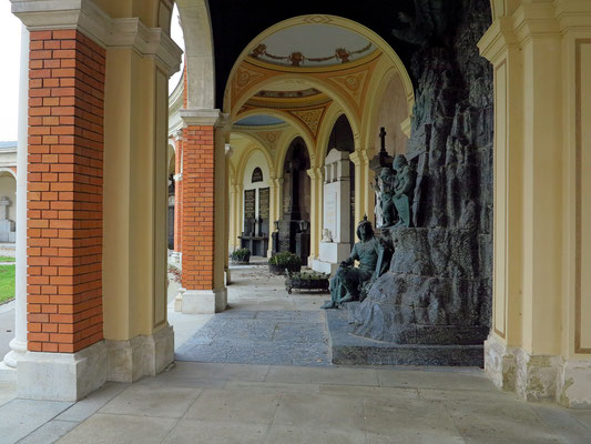 Alte Arkaden, errichtet 1879–1881
