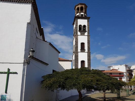 Kirche Nuestra Señora de la Concepción