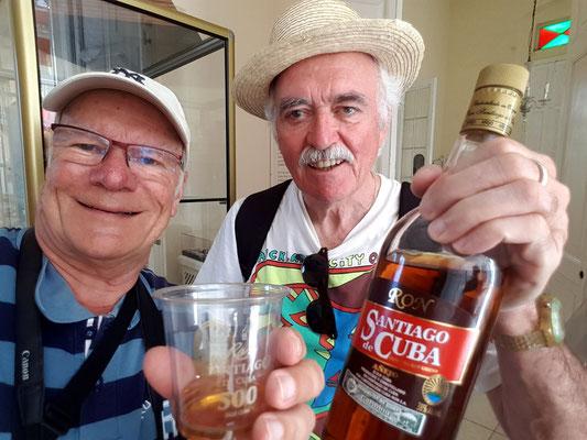 Ein Prosit auf Kuba und seine Menschen