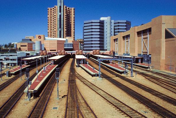 AUS Adelaide, Railway Station