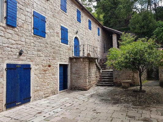 Wirtschaftsgebäude des Klosters Praskvica