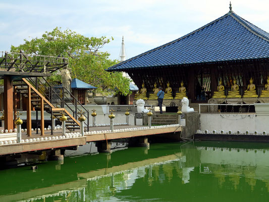 Buddhistischer Tempel (Seema Malakaya)