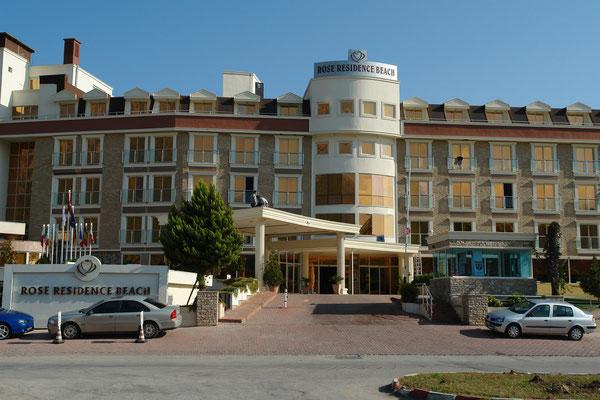 Hotel Rose Residence Beach (heute Sealife Kemer Resort Hotel)