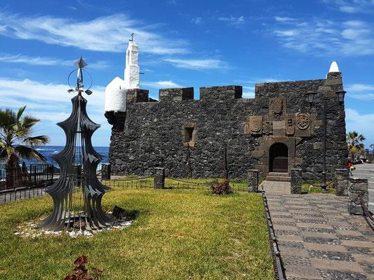 Garachico, Castillo de San Miguel