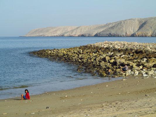 Bucht von Yiti