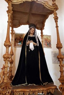 Betancuria, Iglesia de Santa María Betancuria, Nuestra Señora