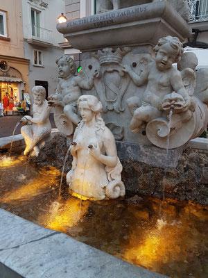 Fontana di Sant'Andrea in Amalfi