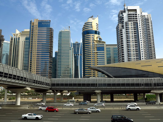 DAMAC Properties Metro Station 2