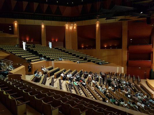 Konzertsaal des Auitoriums Alfredo Kraus