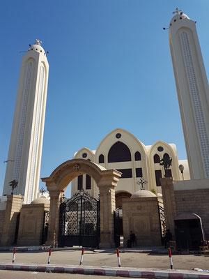 Koptisch Orthodoxe Kathedrale des Erzengels Michael