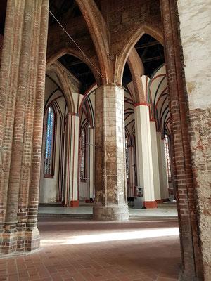 St. Marienkirche, Innenraum
