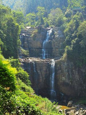Ramboda Wasserfälle
