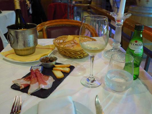 Im Restaurante Solar do Bacalhau