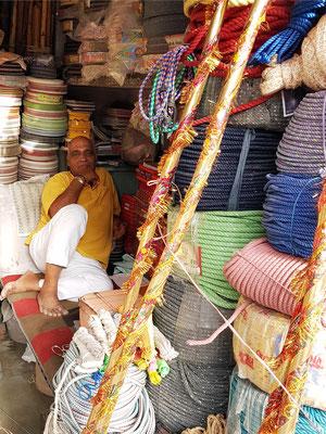 Verkauf von Seilen