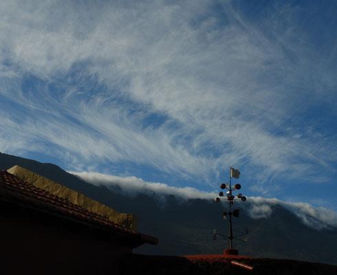 Wolkenstimmungen in El Golfo