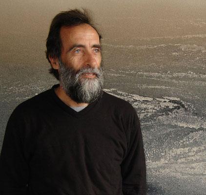 Ildefonso Aguilar, geb. 1945, Maler, Fotograf und Komponist