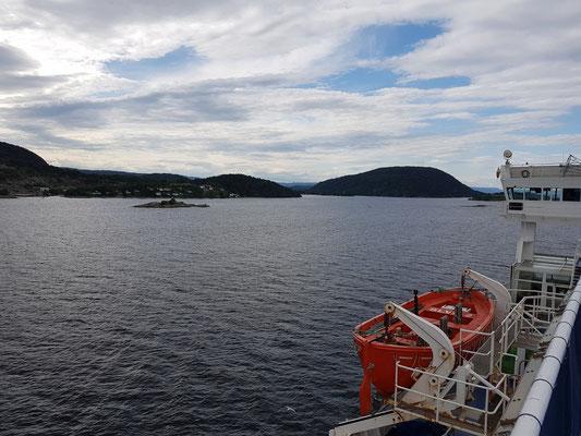 Im Oslo-Fjord