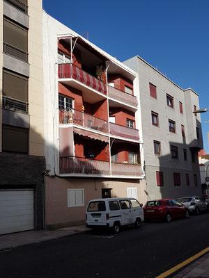 Meine Ferienwohnung in Santa Cruz: Keka's Guesthouse, Calle Cervantes 4, 2. Stock links