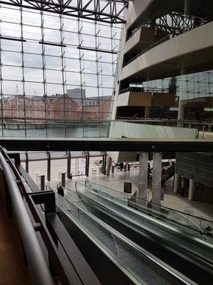 Atrium der Königlichen Bibliothek