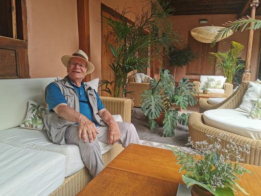 Hotel La Quinta Roja (Foto: Sabine N. Hernández)