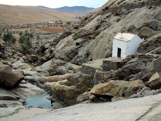 Wanderung zur Wallfahrtskirche Ermita de Nuestra Señora de la Peña