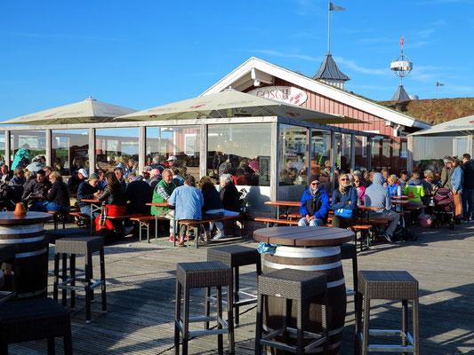 Berühmtes Fischrestaurant (gosch-spo.de)