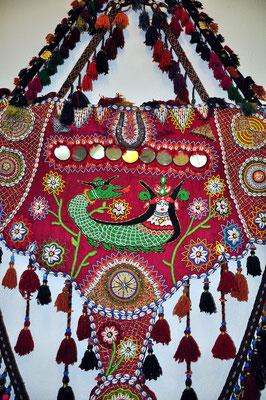 Wandschmuck, ein Schutzobjekt vor dem bösen und neidischen Blick, auch Glücksbringer genannt.