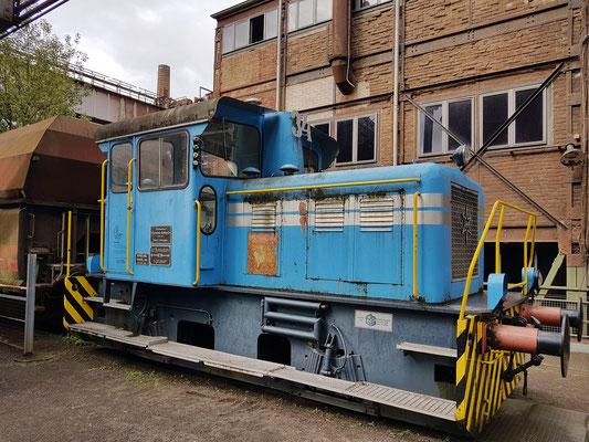 Alte Diesellokomotive