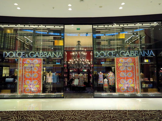 Dolce & Gabbana, Ground K2