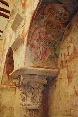 Fresken in der St.-Nikolaus-Kirche in Myra