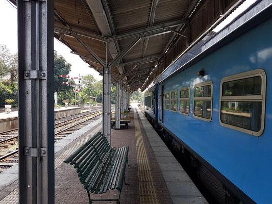 Bahnhof von Kandy