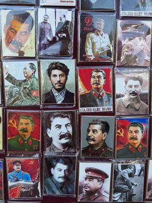 Andenkenartikel zur Person Joseph Stalin