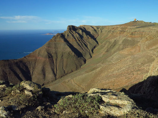 Steilküste von Famara
