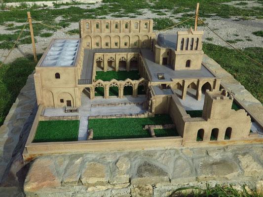 Miniaturenpark, Kloster Bellapais