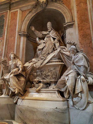 Grabmal für Gregor XIII.