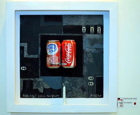 Ausstellung im Gebäude von El Taller Experimental de Gráfica