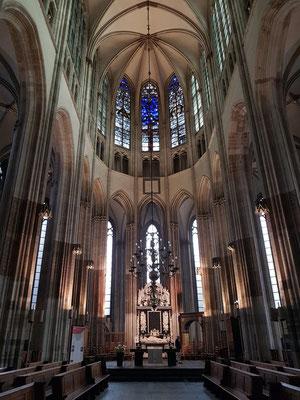 Domkirche von Utrecht mit Chorraum