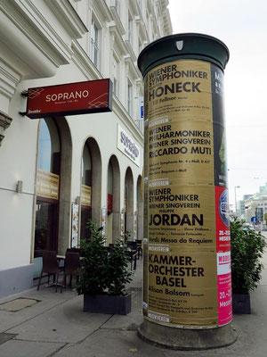 Soprano Wien, Restaurant, Kärntner Str. 61